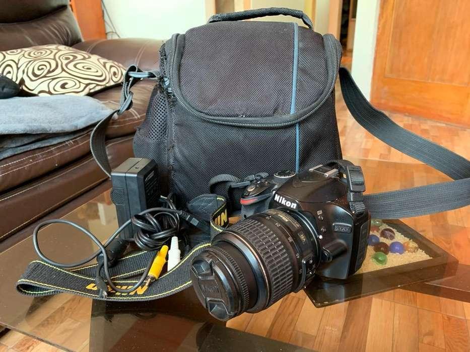 Remato Camara Reflex Nikon / Teleobjetiv