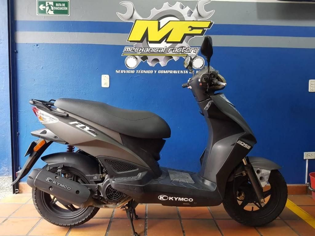 KYMCO FLY MODELO 2018 PERFECTO ESTADO!!!