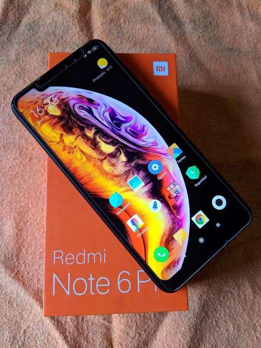 Vendo-permuto Redmi Note 6 Pro 3/32gb