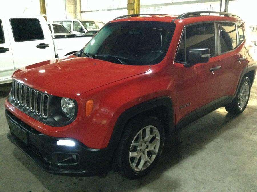 JEEP Renegade 2018 - 9800 km