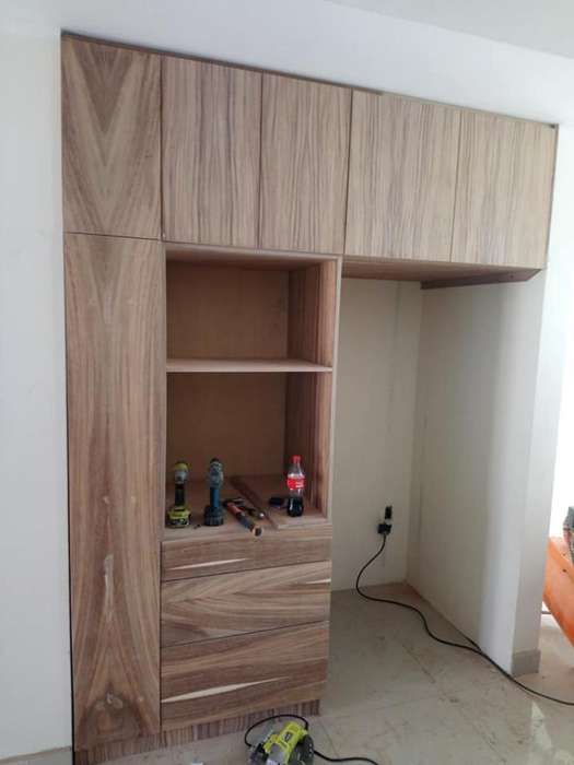 Fabricación, Instalación de Muebles.