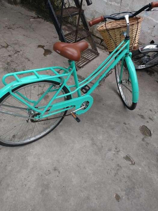 Bici Mujer Nueva