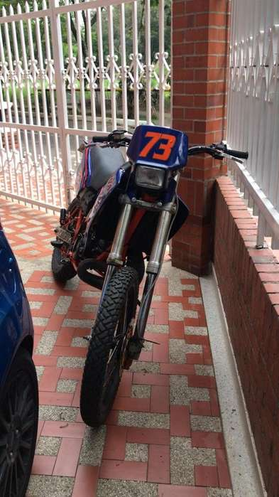 Cagiva W8 125 Cc Cross