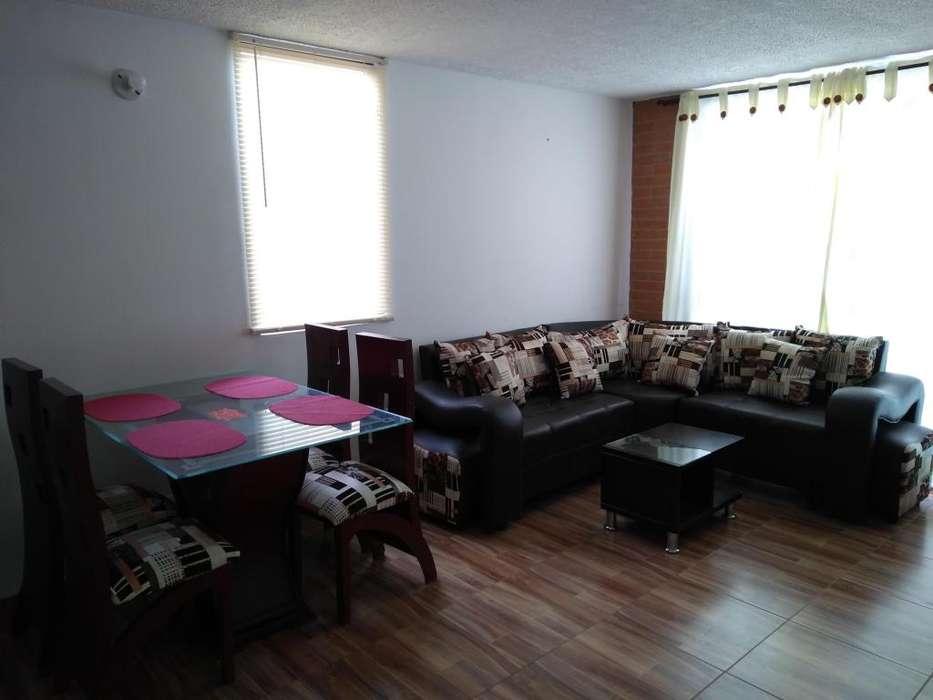 Venta apartamento en excelente estado en Madrid Cundinamarca