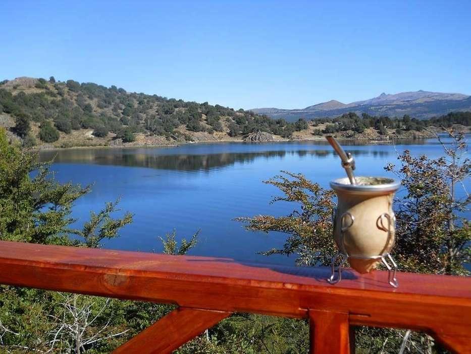 jq01 - Cabaña para 3 a 6 personas con cochera en Villa Pehuenia