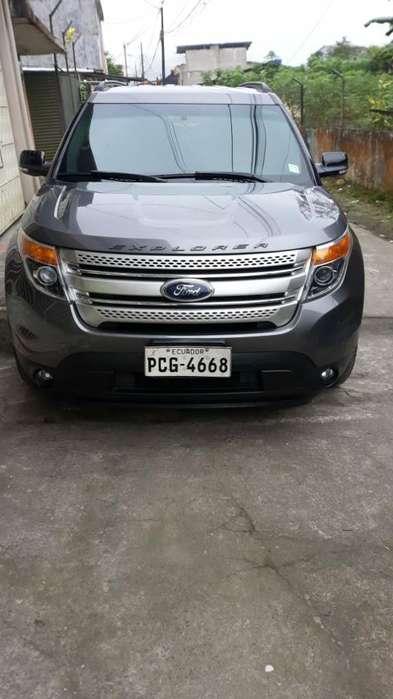 Ford Explorer 2014 - 60522 km