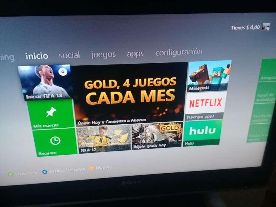 Se Vende Xbox 360 O Cambio