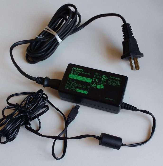 Fuente Cargador Sony Pegaac10 Para Palm Sony Clie