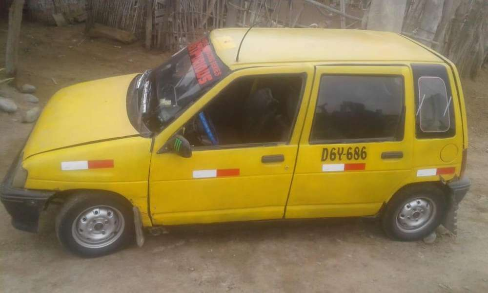 Daewoo Tico 1996 - 10000 km