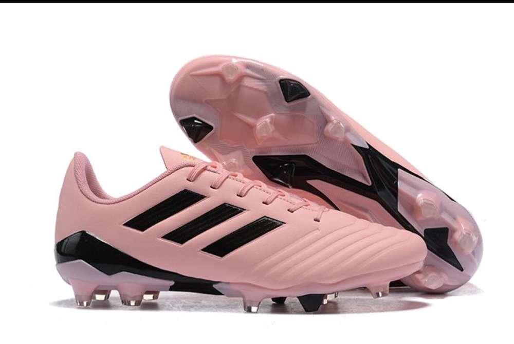 Guayos Futbol Adidas Nuevos
