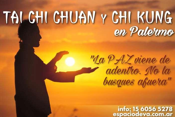 Clases de Chi Kung en Palermo. Espacio Deva