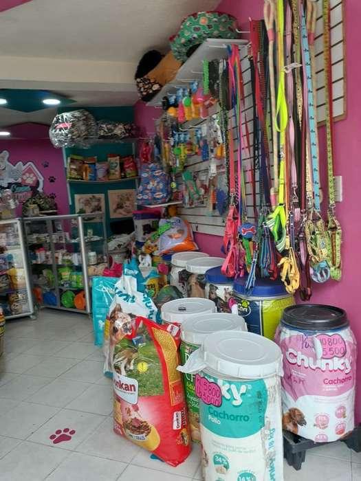 Se Vende Pet Shop para Trasladar