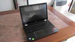 Notebook Lenovo Flex 3-1580 Intel i7, 1Tb, 8Gb Ram, 2Gb Vram