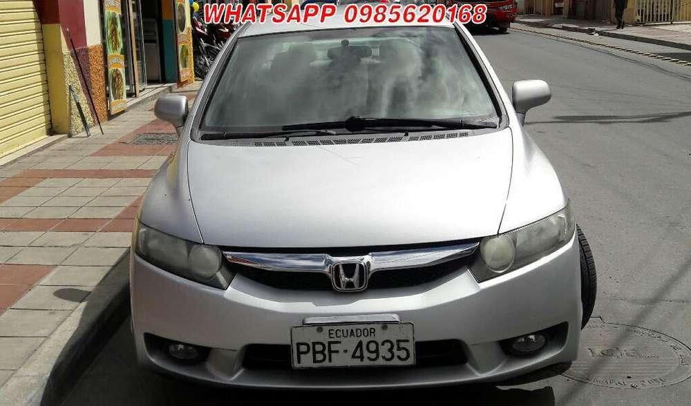 Honda Civic 2009 - 165000 km