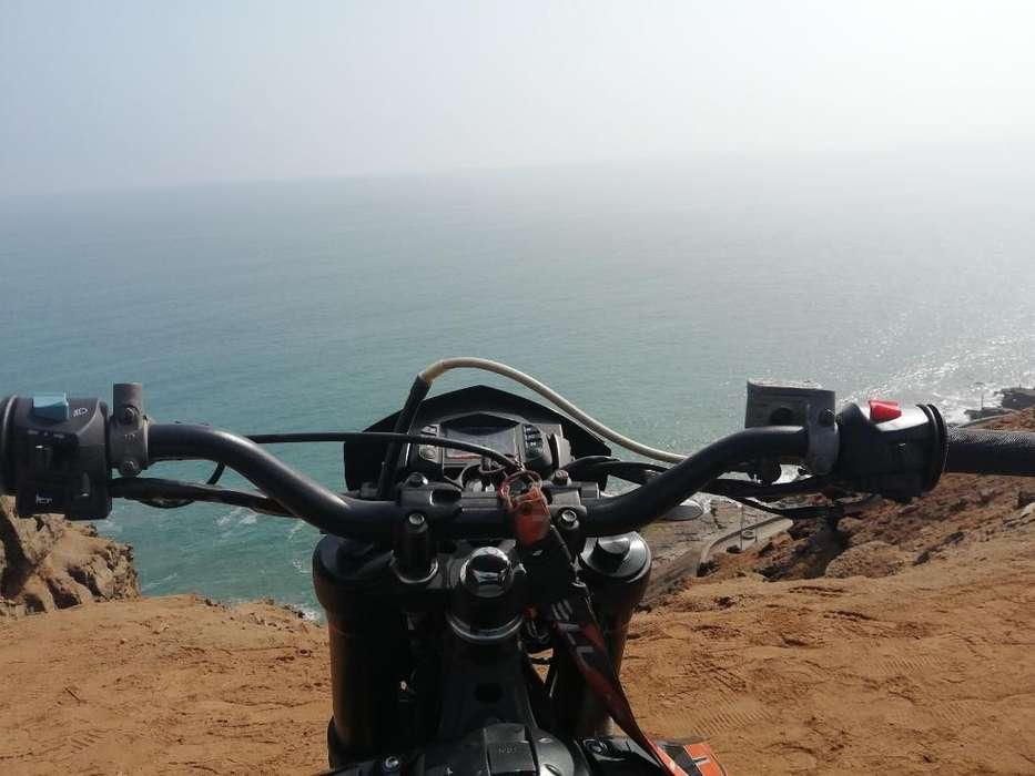 Vendo Moto Cross en Duro