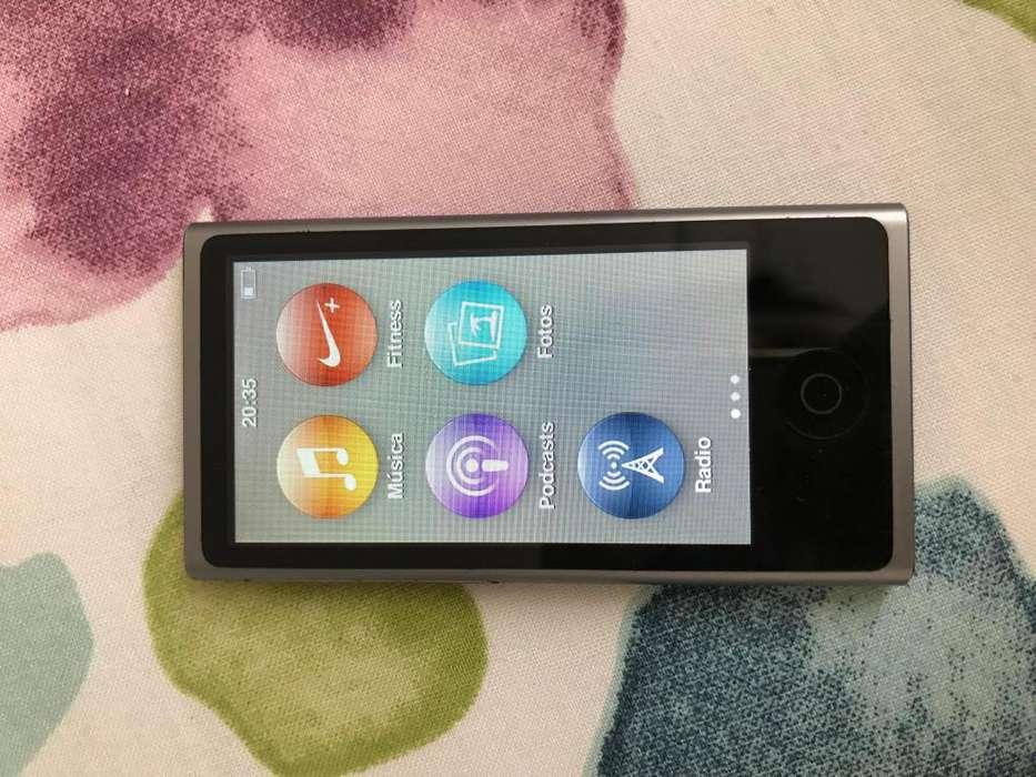 <strong>ipod</strong> NANO 7ma Generación 16 GB