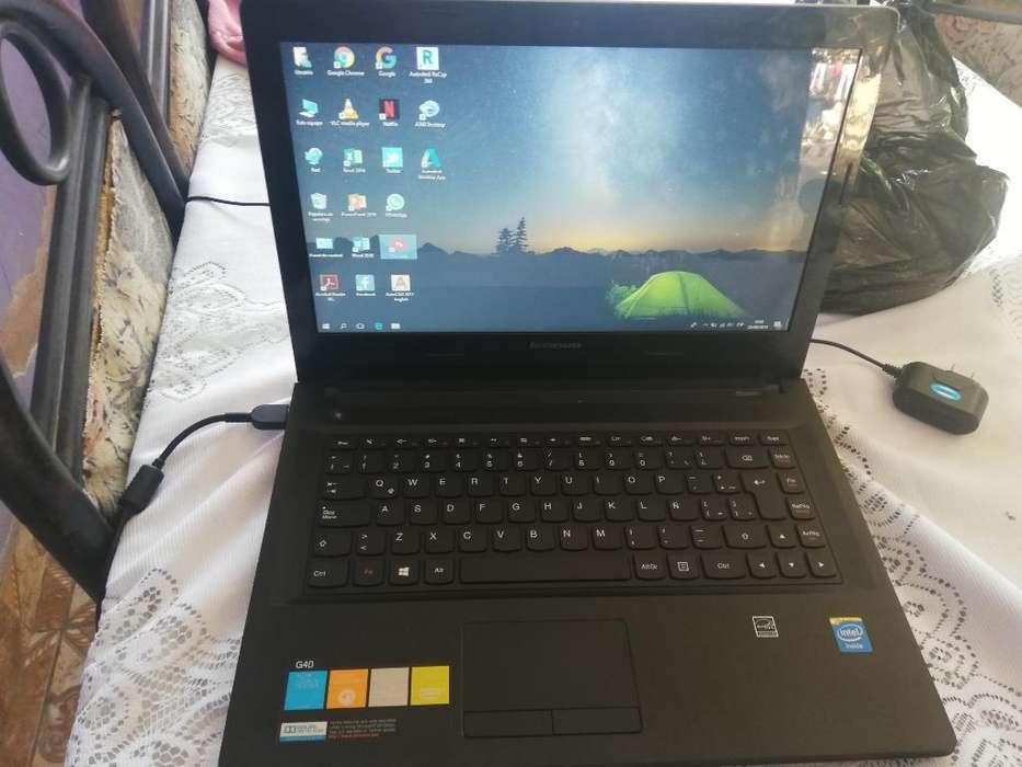 Vendo Lapto Lenovo