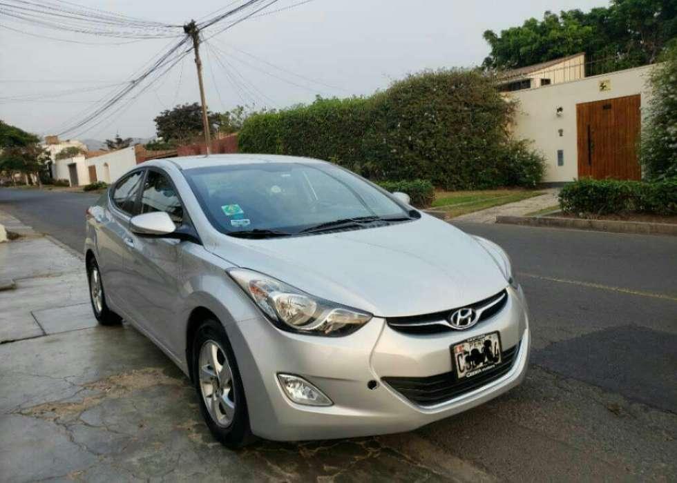 Hyundai Elantra 2011 - 100000 km