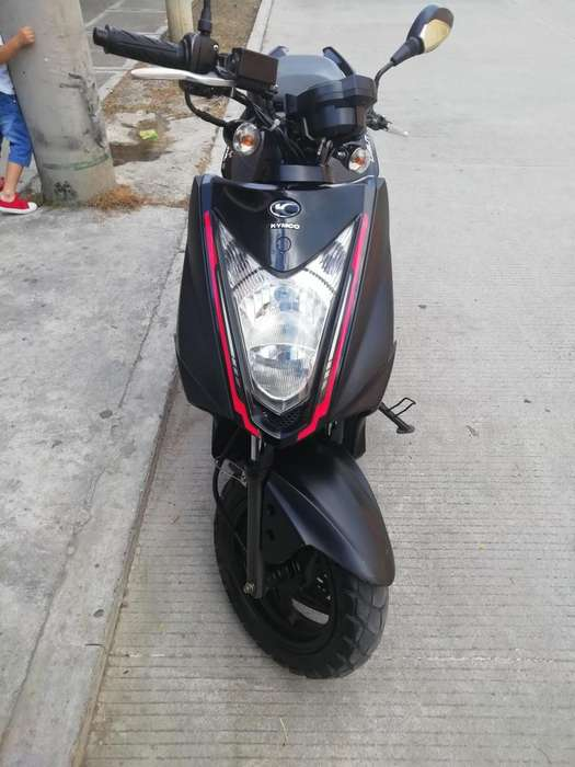 Vendo moto AGILITY DIGITAL 125