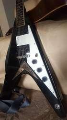 Guitarra Flying V Freeman Hendrix Gibson