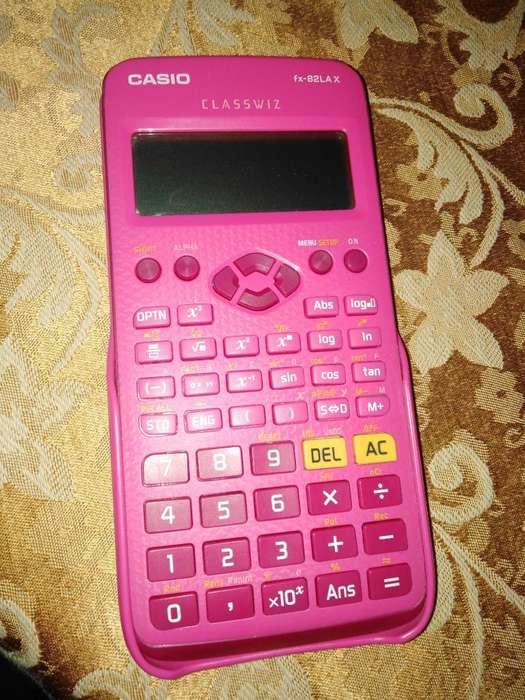 <strong>calculadora</strong> Científica Casio Fx-82la X
