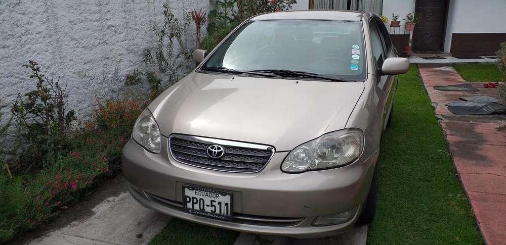Toyota Corolla 2006 - 181107 km