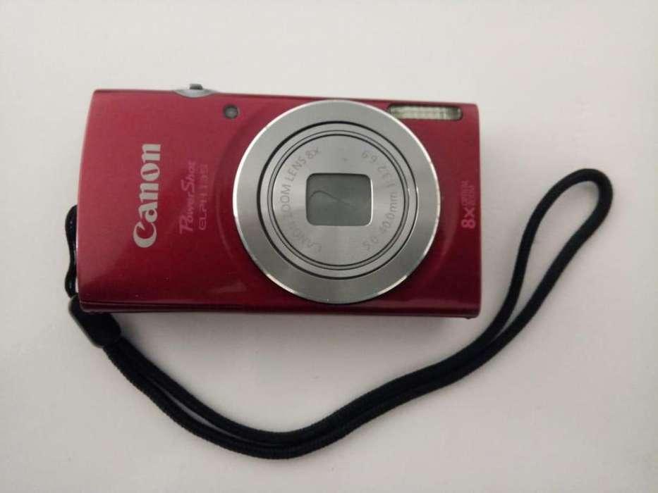 Camara Canon digital Power shot Elph 135