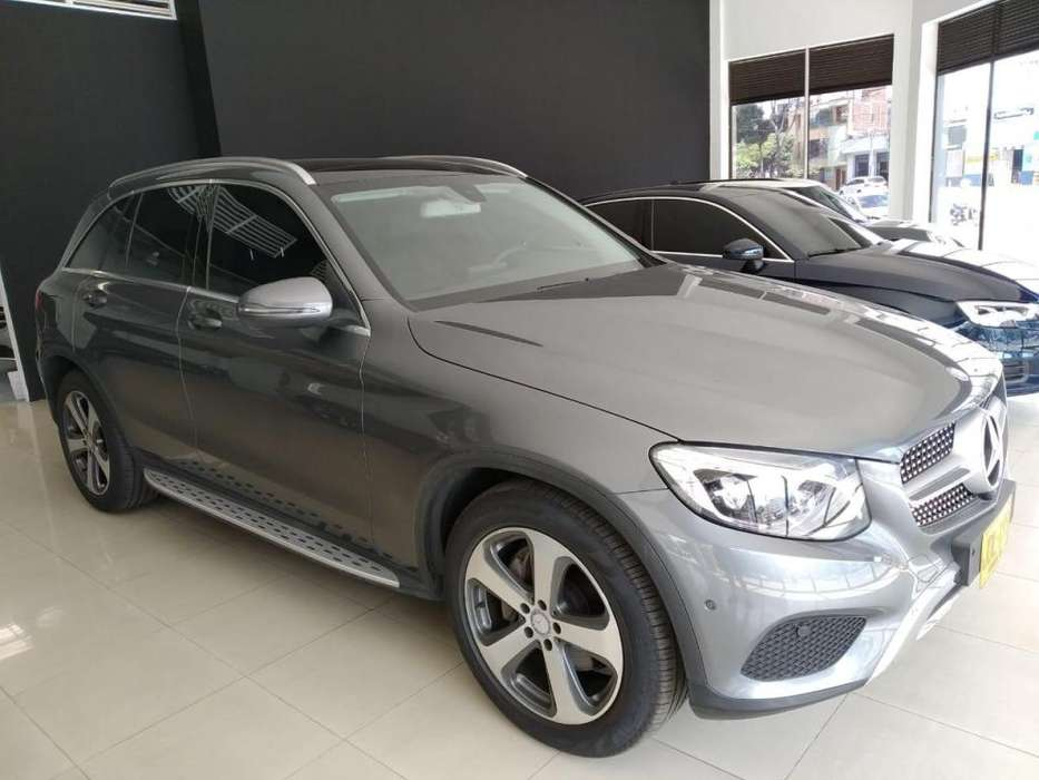 <strong>mercedes</strong>-Benz Clase GLC 2017 - 10100 km