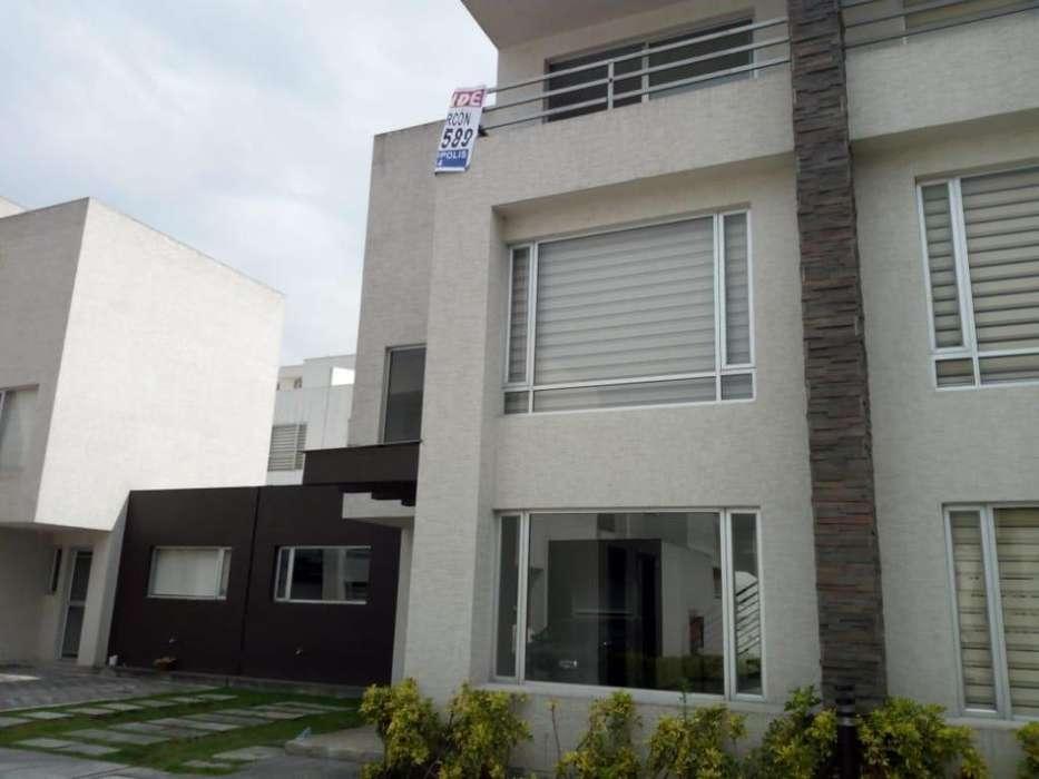 CASA EN VENTA CONJUNTO <strong>estancia</strong> DEL RIO SANGOLQUI Ag. Roberto Alarcon