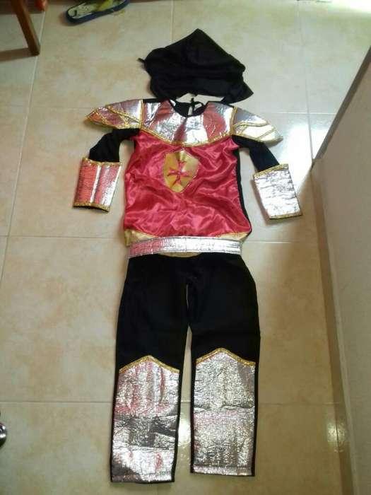 Disfraz de Caballero Del Castillo
