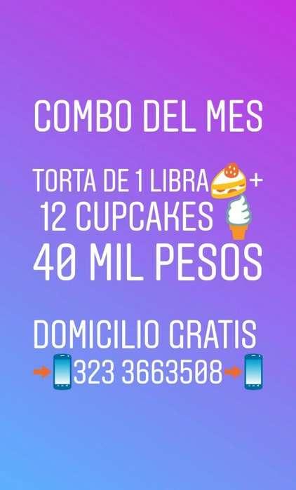 Tortas Cupcakes Y Mas