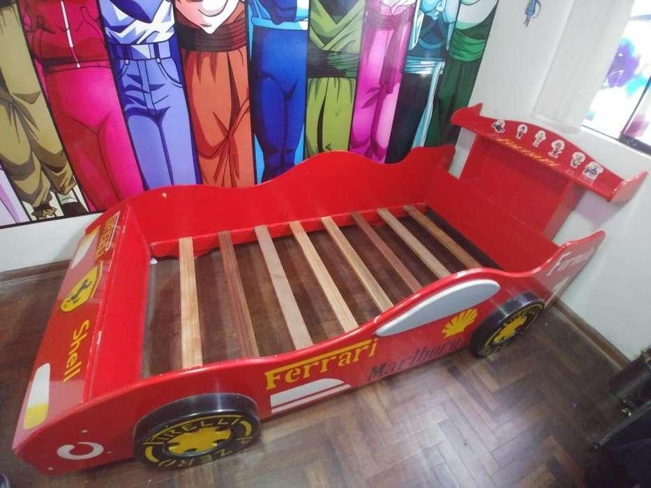 Cama Ferrari para Niño