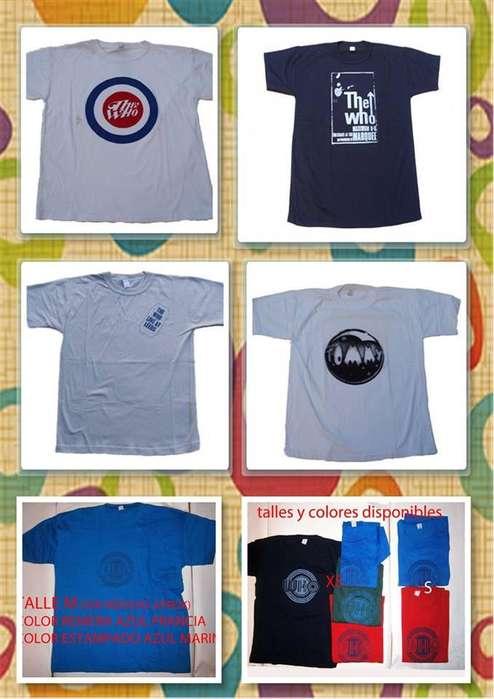 the WHO who's next logo remera estampado en serigrafia <strong>mujer</strong>