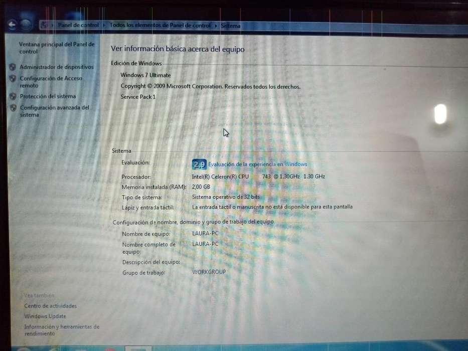 Portátil Acer Aspire 11.5 Pulgadas