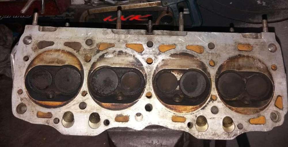 Tapa de Cilindros Fiat 1.6 con Válvulas