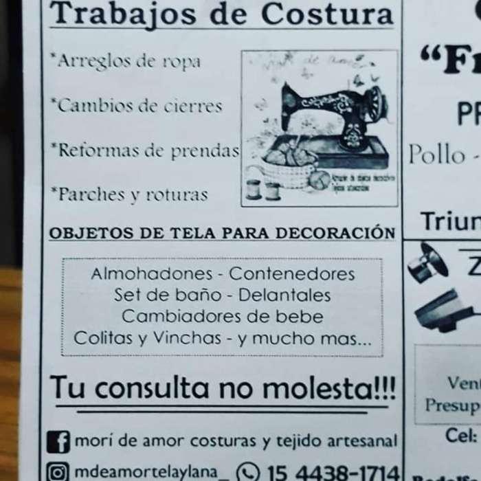 Arreglo Tus Prendas Quilmes.