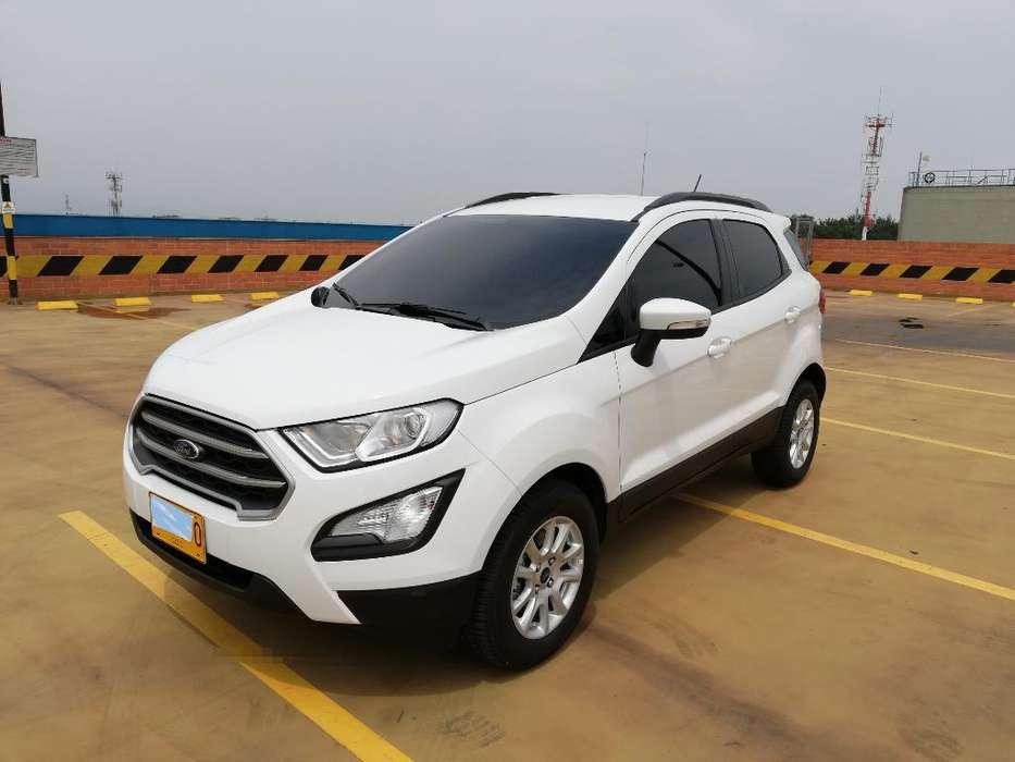 Ford Ecosport 2019 - 7300 km