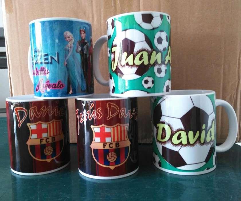 Mugs Personalizados ¡GARANTIZADO¡ COMUNICARSE AL 3007748897