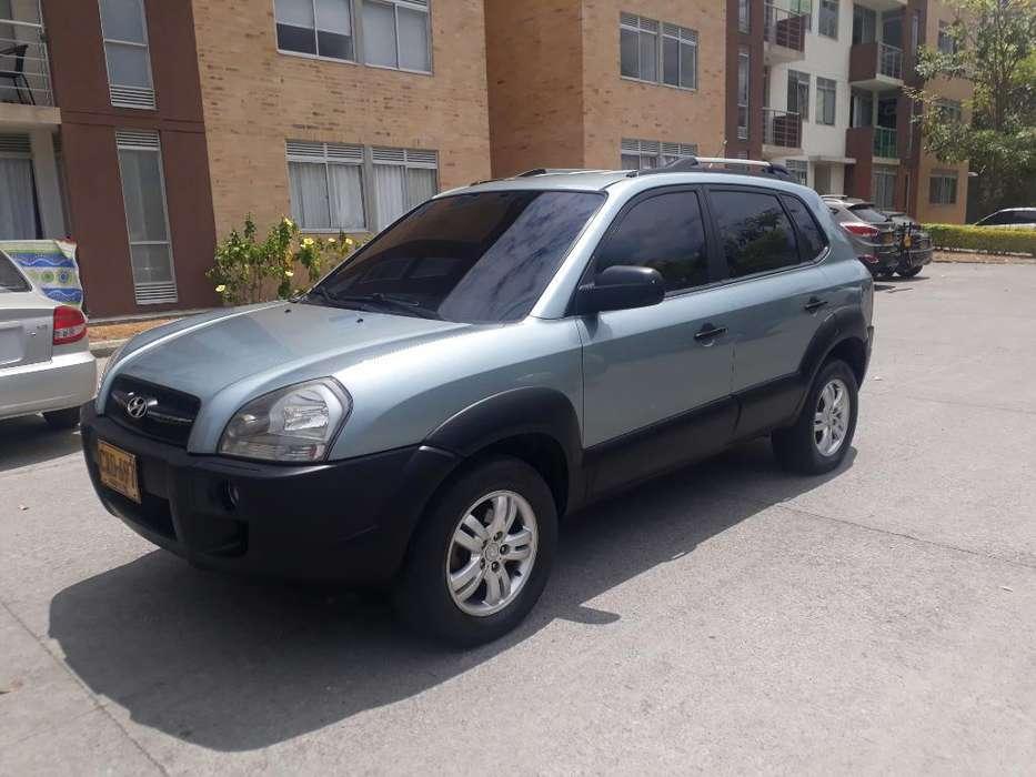 Hyundai Tucson 2008 - 120000 km