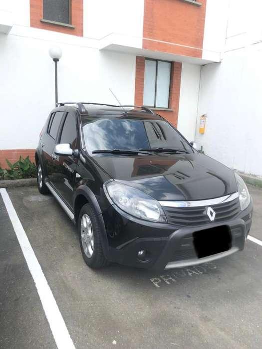 Renault Sandero Stepway 2012 - 69000 km