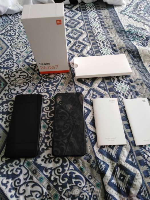 Xiaomi Note 7 64gb con 3 Semanas de Uso