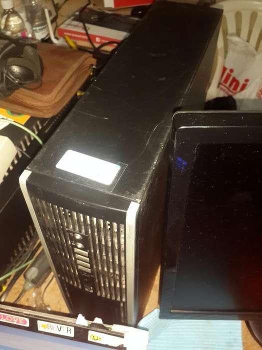 Hp Cpu Core2quad 2.67 2g 500g 10usb