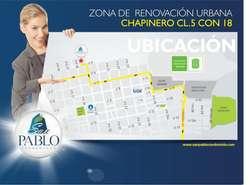 venta apartamentos sobre planos barrio comuneros