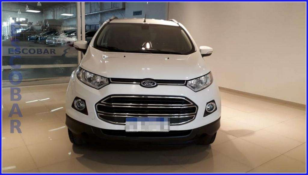 Ford Ecosport titanium 2.0 mt