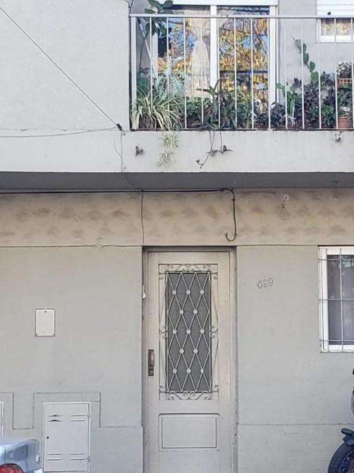Monoambiente en alquiler en Bernal Centro