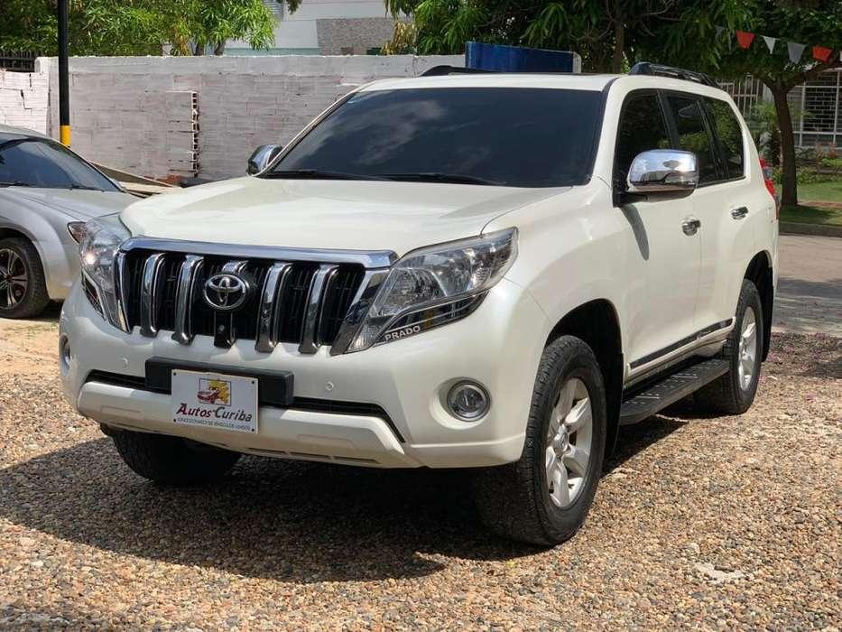 Toyota Prado 2015 - 93000 km