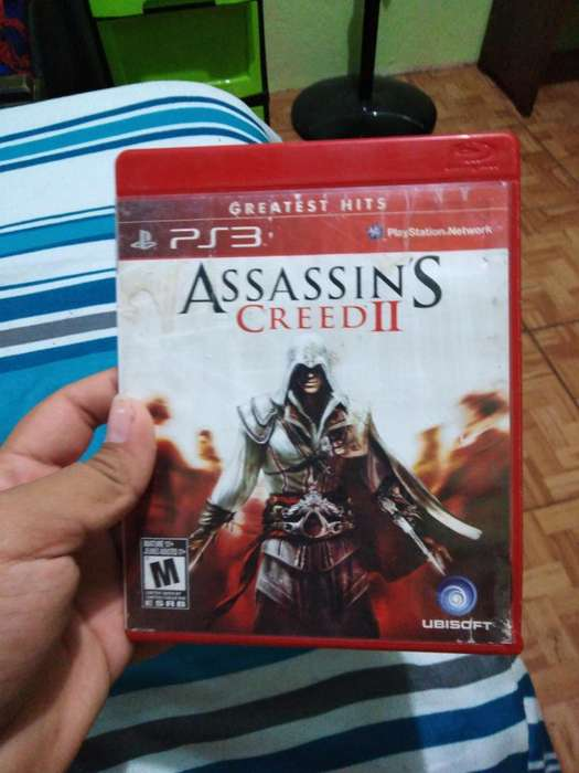 Assassins Creed 2 Ps3