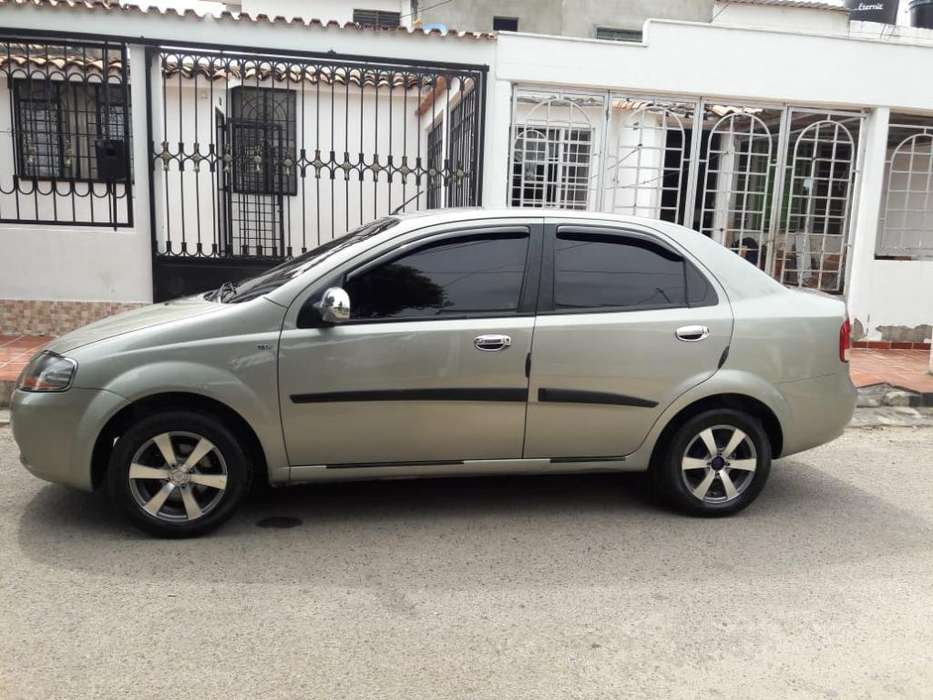 Chevrolet Aveo 2011 - 126000 km