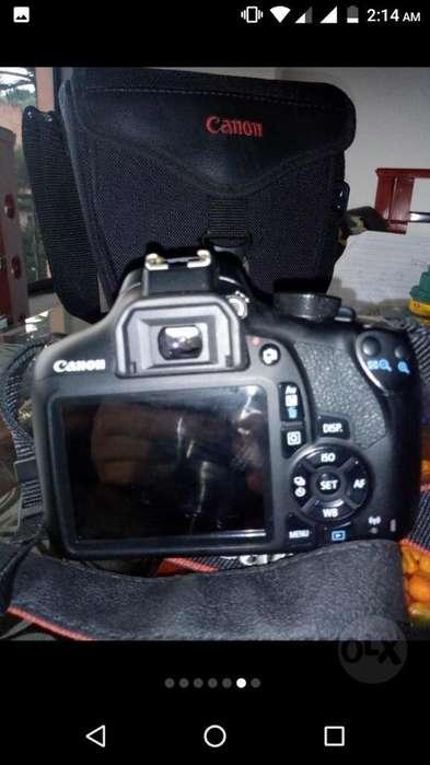 Camara Canon Profesional Perfecto Estado