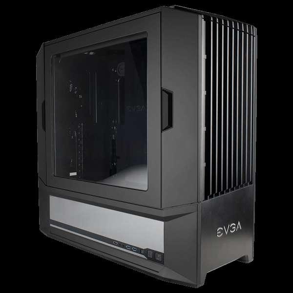 Gabinete Gamer Evga Dg-85 Matte Negro